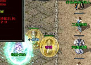 《迷失版》中道士常用的攻击技能如何结合